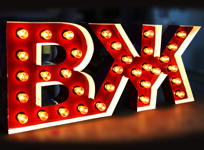 Bkk Metal Channel Letters Nyc Signage Companies In Nyc